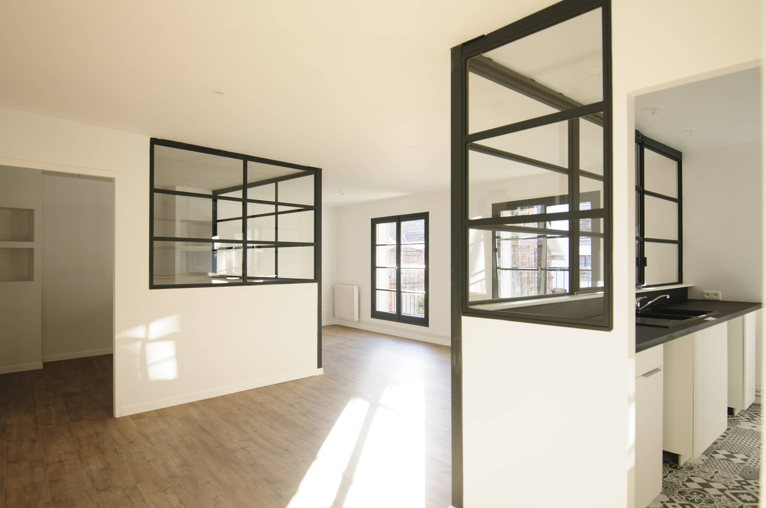 D coration d 39 un t4 toulouse architecte d 39 int rieurs for Atelier cuisine toulouse