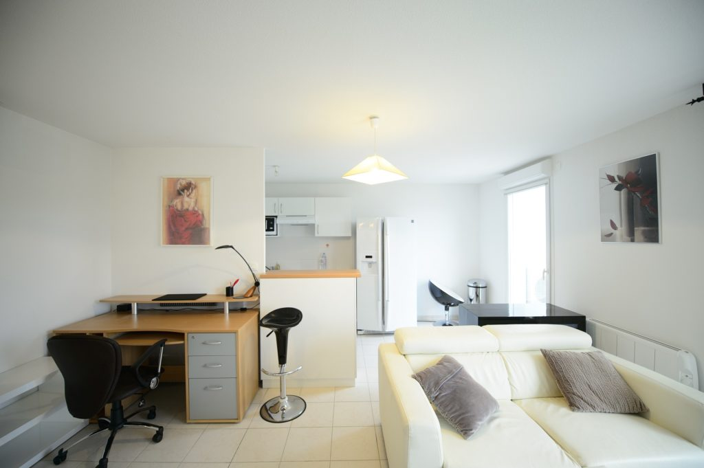 appartement T2 à toulouse